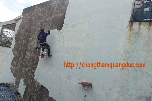chống thấm tường đảm bảo chất lượng uy tín