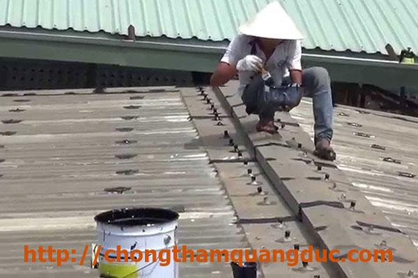 chống thấm mái nhà uy tín