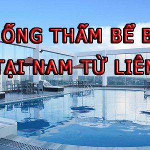 Chống Thấm Bể Bơi Tại Nam Từ Liêm