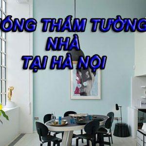 Chống Thấm Tường Nhà Tại Hà Nội